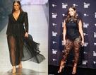 Siêu mẫu Ashley Graham nóng bỏng với váy xuyên thấu