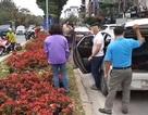 """Hà Nội: Trích xuất camera, truy vụ người dân """"hôi... hoa"""" trên phố Kim Mã"""