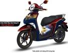 Marvel Studios công bố hợp tác với hãng xe máy Yamaha trong bom tấn Đại Úy Marvel