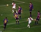 Barcelona băng về đích trong cuộc đua vô địch La Liga?