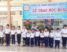 Trao 180 suất học bổng đến học sinh nghèo hiếu học tại Bến Tre