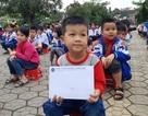 Trao 150 suất học bổng Grobest đến học sinh nghèo, hiếu học tỉnh Nghệ An