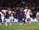 Barcelona 3-1 Vallecano: Messi và Suarez lập công