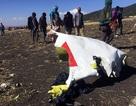 Hình ảnh đầu tiên từ hiện trường vụ rơi máy bay Ethiopia khiến 157 người chết