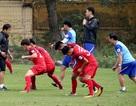 """U23 Việt Nam hăng hái """"luyện công"""" khi vắng HLV Park Hang Seo"""