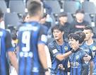 Công Phượng lập cú đúp cho Incheon United ở trận đấu với đội Đại học