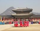 Một giờ tham quan cung điện Hoàng gia Hàn Quốc