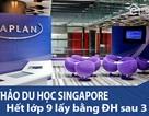 Hội thảo: Du học Singapore bậc Đại học khi chưa tốt nghiệp THPT