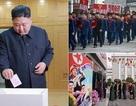Ông Kim Jong-un cùng hàng triệu người Triều Tiên nô nức đi bầu cử