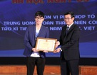 Bộ GD&ĐT trao 136 giải thưởng cuộc thi KHKT quốc gia khu vực phía Bắc