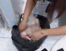 Thi thể bé sơ sinh bị bỏ trong nhà vệ sinh công ty