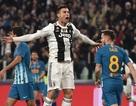 """C.Ronaldo lập hàng loạt kỷ lục sau khi """"nghiền nát"""" Atletico Madrid"""
