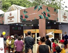 L'amant cafe mang cà phê hữu cơ đến lễ hội cà phê Buôn Mê Thuột
