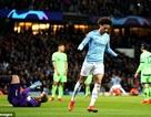 """Aguero, Sane """"xuất thần"""" ở trận đại thắng của Man City trước Schalke 04"""