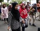 Nghi phạm Indonesia trong nghi án Kim Jong-nam trải lòng sau khi được tự do