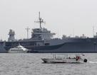 Tàu chỉ huy hiện đại nhất của Hải quân Mỹ đi qua Biển Đông