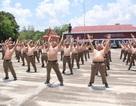 """Thái Lan: Lười, ăn nhiều, cảnh sát bị gửi đi trại để """"triệt mỡ thừa"""""""