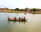 Hội An chấn chỉnh hoạt động bơi ghe trên sông Hoài