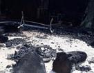 Xưởng gỗ cháy rụi, ông chủ tố bị giang hồ phóng hỏa