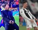 C.Ronaldo có nguy cơ bị treo giò ở tứ kết Champions League