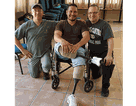 Dự án Hope to Walk - Thắp sáng niềm tin cho người khuyết tật