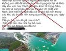 """Quảng Ngãi: Xử lý """"cò đất"""" tung tin giả về siêu dự án ven biển"""