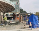 Đà Nẵng cưỡng chế tháo dỡ nhà hàng xây dựng trái phép gần cầu Sông Hàn