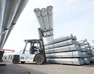 Thị phần ống thép Hòa Phát vượt lên 31%