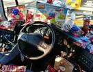 Những món quà nhỏ đầy ý nghĩa của người lái xe buýt trường học