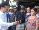 Phó Thủ tướng Trịnh Đình Dũng khảo sát kênh Chợ Gạo