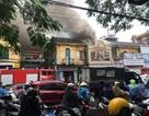Cháy lớn tại khách sạn ở Hải Phòng, một người tử vong