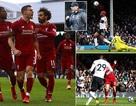Liverpool vượt mặt Man City vươn lên dẫn đầu Premier League