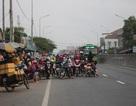 """Quảng Ngãi: Chợ """"tử thần"""" trên quốc lộ 1A"""