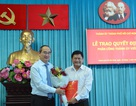 Ông Huỳnh Cách Mạng giữ chức Phó Trưởng Ban Tổ chức Thành ủy TPHCM
