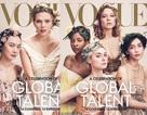 Hai người đẹp Á Đông xuất hiện trên trang bìa của Vogue Mỹ là ai?
