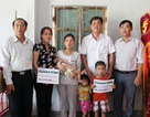 Phú Yên: Hơn 128 triệu đồng đến với 3 cháu nhỏ sớm mồ côi cha