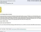 Cảnh báo mã độc GandCrab 5.2 giả mạo từ Bộ Công an