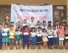 Trao 130 suất học bổng Grobest đến học sinh nghèo tỉnh Quảng Trị