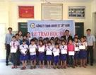 Học bổng Grobest mang niềm vui đến học sinh nghèo Quảng Bình