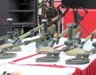 Tiếp nhận 200 máy rà bom mìn hiện đại do Hàn Quốc tài trợ