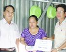 Bạc Liêu: Hơn 100 triệu đồng đến với gia đình chị Huỳnh Mỹ Duyên