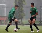 U23 Indonesia ra sân tập từ 7h sáng, quyết tranh vé với U23 Việt Nam