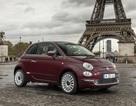 Fiat 500 sẽ trở thành xe chạy điện