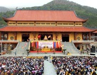 """Sáng nay Uông Bí họp báo vụ """"thỉnh vong báo oán"""" tại chùa Ba Vàng"""