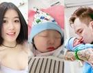Ca sĩ Lâm Chấn Huy rơi nước mắt khi lên chức bố ở tuổi U40