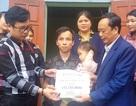Bạn đọc giúp đỡ 2 hoàn cảnh nhân ái ở xứ Nghệ hơn 240 triệu đồng