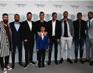 C.Ronaldo đẹp trai rạng ngời trong ngày khai trương cơ sở làm tóc