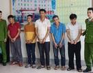 Bắt 5 đối tượng trốn truy nã ở các tỉnh phía Nam