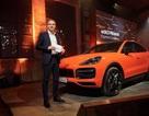 Porsche Cayenne Coupe chính thức trình làng