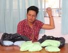 Bắt đối tượng đang vận chuyển 4,3kg ma túy từ Campuchia về Việt Nam